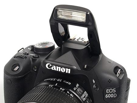 Canon EOS 600D Flash