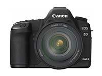 Canon EOS 5D Mark II-peq