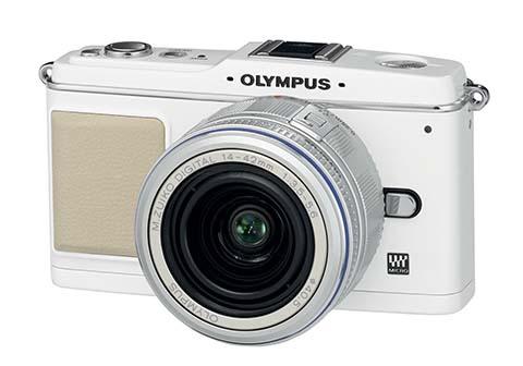 La Olympus PEN E-P1 es la primera cámara sin espejo con objetivos intercambiables del fabricante Olympus