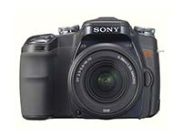 Sony Alpha DSLR-A100-peq
