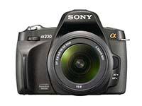 Sony Alpha DSLR-A230-peq