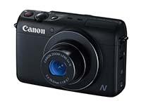 Canon PowerShot N100. Ficha Técnica