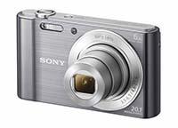 Sony Cyber-shot DSC-W810. Ficha Técnica