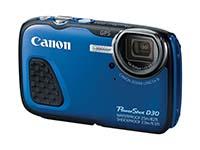 Canon PowerShot D30. Ficha Técnica