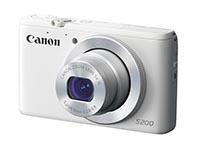 Canon PowerShot S200