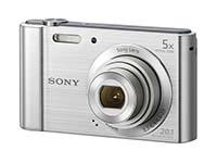Sony Cyber-shot DSC-W800. Ficha Técnica