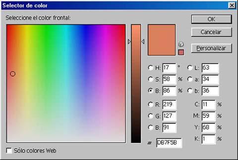 La profundidad de color determina la amplitud de la paleta de colores que utiliza una imagen