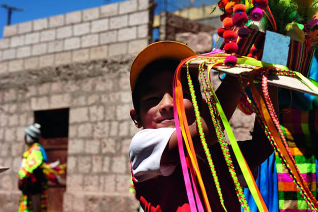 Catalina Riutort. Fiesta de San Lucas, Toconao © Catalina Riutort