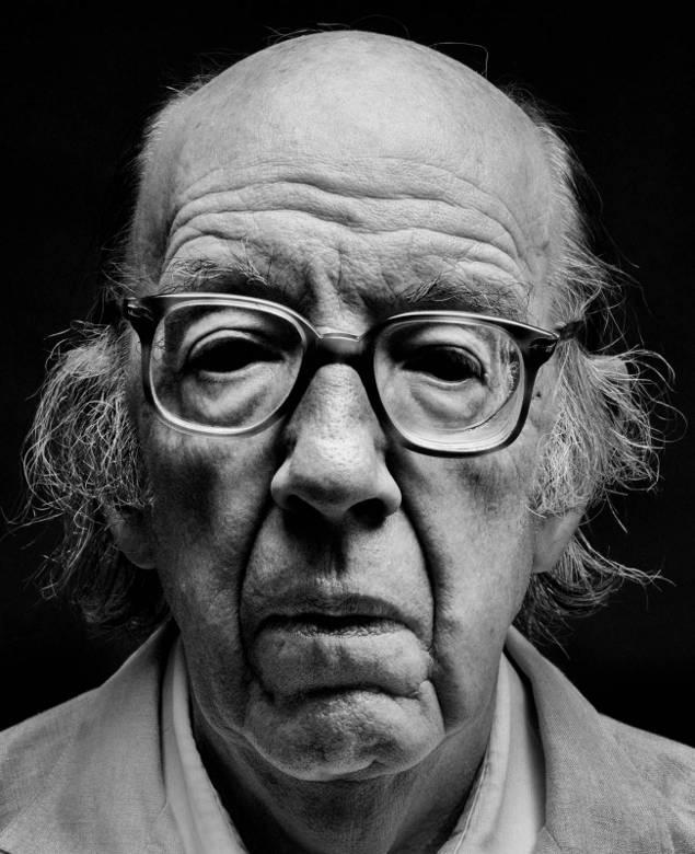 José Luis L. Aranguren, filósofo. Impresión fotográfica sobre papel baritado, 40 x 30 cm  1985. © Alberto Schommer, VEGAP, Madrid, 2014