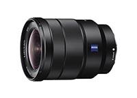 Sony Vario-Tessar T* FE 16-35mm F4 ZA OSS. Ficha Técnica