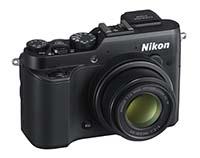 Nikon Coolpix P7800. Ficha Técnica