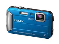 Panasonic Lumix DMC-FT30. Ficha Técnica