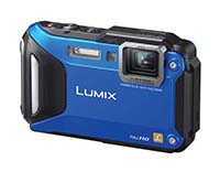 Panasonic Lumix DMC-FT6. Ficha Técnica