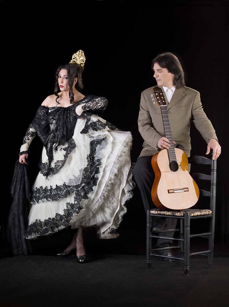 Loca Greco y El Bola.  © Chema Conesa