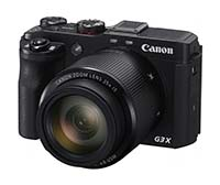 Canon PowerShot G3 X. Ficha Técnica