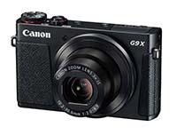 Canon PowerShot G9 X. Ficha Técnica