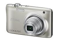 Nikon Coolpix A100. Ficha Técnica