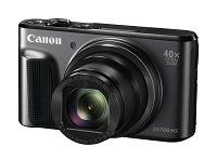 Canon PowerShot SX720 HS. Ficha Técnica