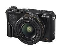 Nikon DL18-50. Ficha Técnica