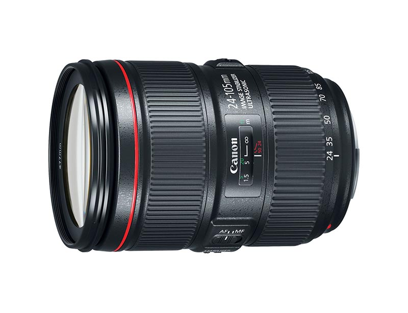 EF 24-105mm F4L IS II USM