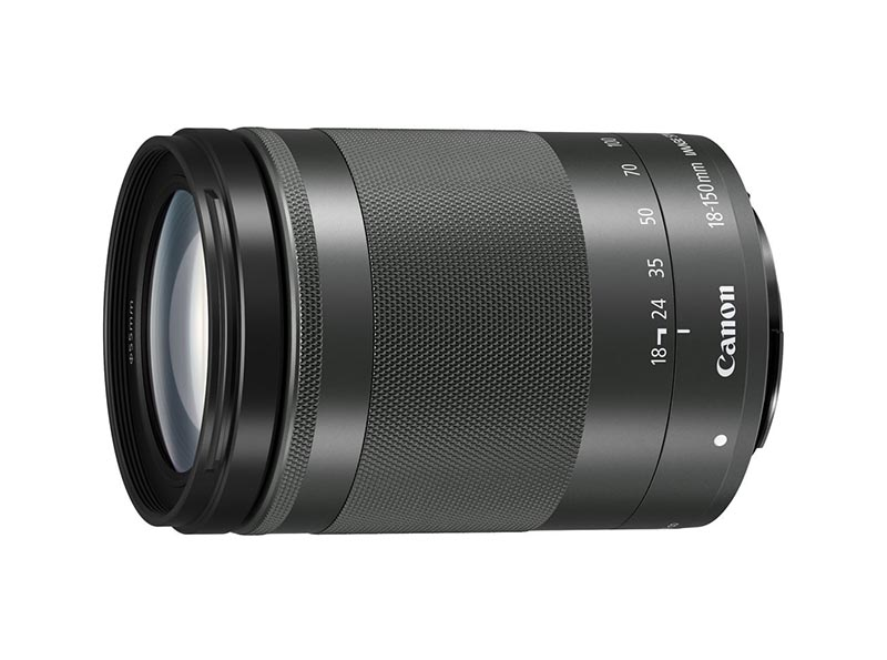 EF-M 18-150mm F3.5-6.3 IS STM