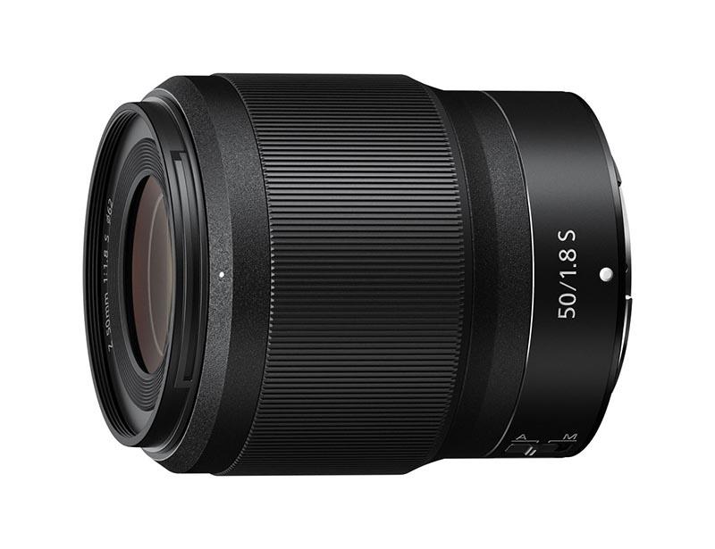 Nikkor Z 50mm F1.8 S