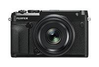 Fujifilm GFX 50R. Ficha Técnica