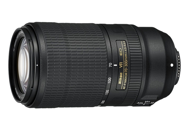AF-P Nikkor 70-300mm F4.5-5.6E ED VR