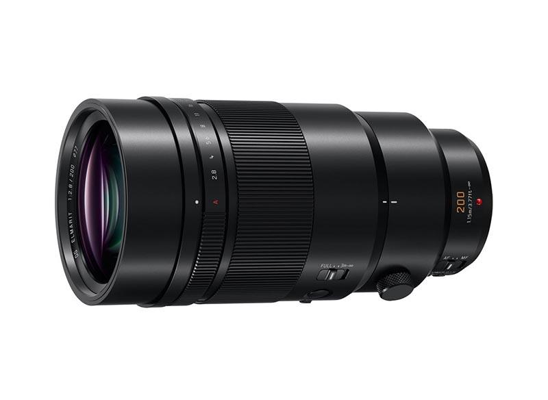 Leica DG Elmarit 200mm F2.8 Power OIS