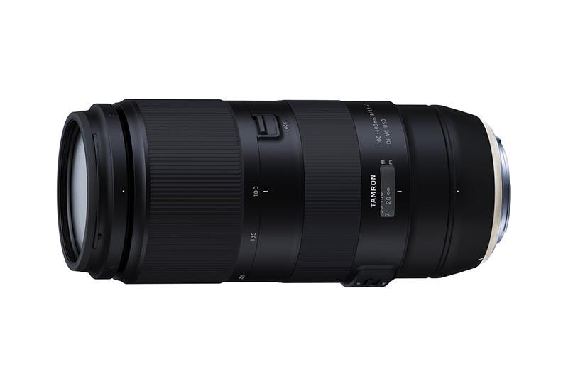 100-400mm F4.5-6.3 Di VC USD