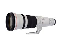 Canon EF 600mm f/4L IS II USM. Ficha Técnica