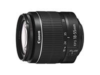 Canon EF-S 18-55mm f/3.5-5.6 III. Ficha Técnica
