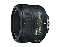 Nikon AF-S Nikkor 50mm f/1.8G. Ficha Técnica