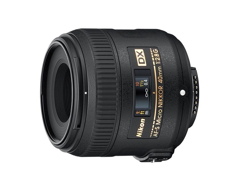 AF-S DX Micro Nikkor 40mm F2.8