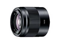 Sony E 50mm F1.8 OSS. Ficha Técnica