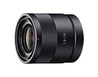 Sony Sonnar T* E 24mm F1.8 ZA.Ficha Técnica