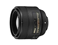Nikon AF-S Nikkor 85mm F1.8G. Ficha Técnica