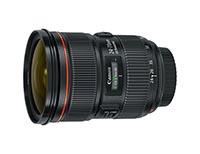 Canon EF 24-70mm f/2.8L II USM. Ficha Técnica