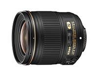 Nikon AF-S Nikkor 28mm f/1.8G. Ficha Técnica