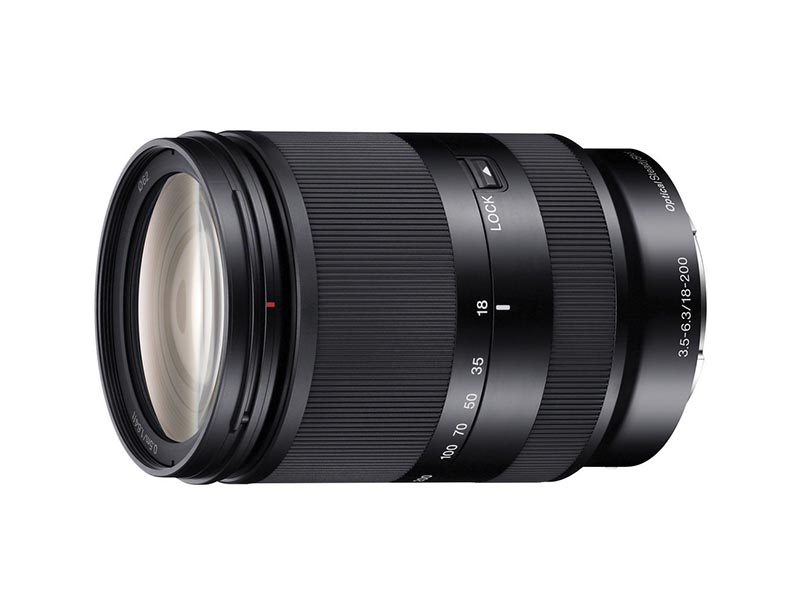 E 18-200mm F3.5-6.3 OSS LE