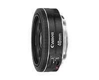 Canon EF 40mm f/2.8 STM. Ficha Técnica