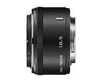 Nikon 1 Nikkor 18.5mm f/1.8. Ficha Técnica