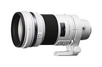 Sony 300mm F2.8 G SSM II. Ficha Técnica