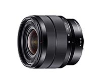 Sony E 10-18mm F4 OSS. Ficha Técnica