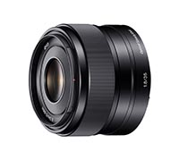 Sony E 35mm F1.8 OSS. Ficha Técnica