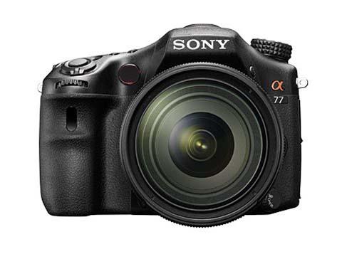 Sony SLT A77