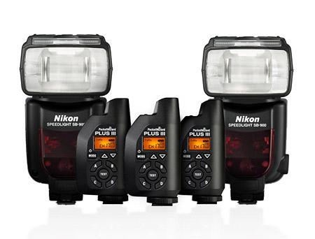 Nikon inalámbrico