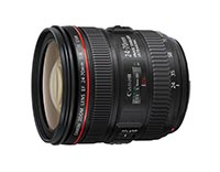 Canon EF 24-70mm f/4L IS USM. Ficha Técnica