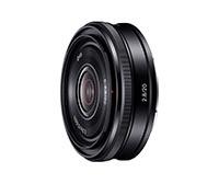 Sony E 20mm F2.8. Ficha Técnica