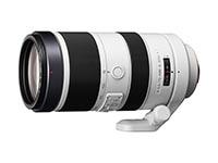 Sony 70-400mm F4-5.6 G SSM II. Ficha Técnica